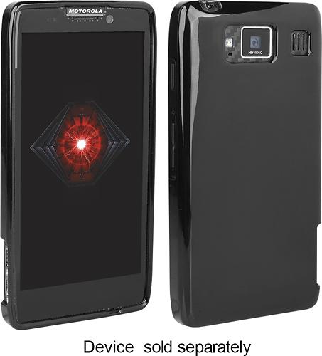 Rocketfish™ - Case for Motorola DROID RAZR MAXX HD Cell Phones - Black