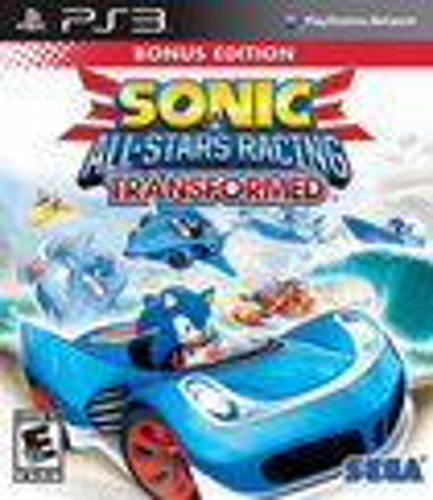 Sonic & All-Stars Racing Transformed Bonus Edition - PlayStation 3