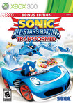 Sonic & All-Stars Racing Transformed Bonus Edition - Xbox 360