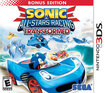 Sonic & All-Stars Racing Transformed Bonus Edition - Nintendo 3DS