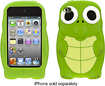 Griffin Technology - KaZoo Case for 4th-Generation Apple® iPod® touch - Green
