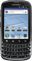 Motorola - Admiral Cell Phone - Dark Gray (Sprint)