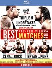 The Wwe: Best Pay-per-view Matches 2012 [2 Discs] [blu-ray] 6891622