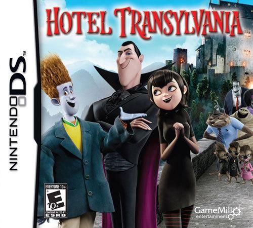 Hotel Transylvania - Nintendo DS