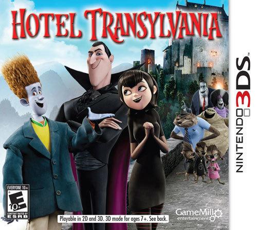 Hotel Transylvania - Nintendo 3DS