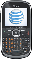 AT&T GoPhone - Alcatel 871A No-Contract Cell Phone - Gray