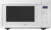 Whirlpool - 1.6 Cu. Ft. Full-Size Microwave - White
