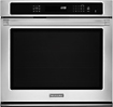 """KitchenAid - 30"""" Built-In Single Electric Convection Wall Oven - Pro Style Stainless"""