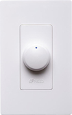 Niles - In-Wall High-Power Stereo Volume Controller - White/Light Almond/Bone/Black
