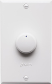 Niles - Outdoor In-Wall High-Power Stereo Volume Controller - White/Light Almond/Bone/Black