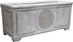 Niles - Planter Box Indoor/Outdoor Speaker (Each) - Weathered Concrete