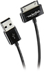 Rocketfish™ Mobile - Charge/Sync Cable for Most Samsung Tablets
