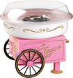 Nostalgia Electrics - Vintage Collection Hard and Sugar-Free Candy Cotton Candy Maker - White/Pink