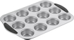 Cuisinart - 12-Cup Muffin Pan - Silver