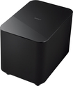 "Sony - 7-7/8"" 100W Wireless Powered Subwoofer - Black"
