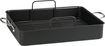T-Fal - Nonstick Roaster - Black