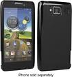 Rocketfish™ - Case for Motorola DROID RAZR HD Mobile Phones - Black