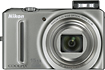 Nikon - Coolpix S9050 12.1-Megapixel Digital Camera