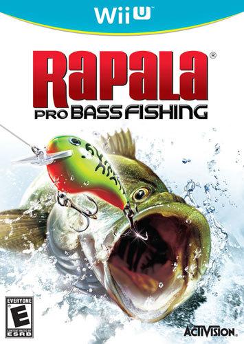 Rapala Pro Bass Fishing - Nintendo Wii U