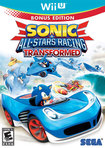 Cheap Video Games Stores Sonic & All-stars Racing Transformed Bonus Edition - Nintendo Wii U
