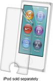 ZAGG - InvisibleSHIELD for 7th-Generation Apple® iPod® nano - Clear
