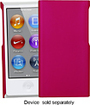 Rocketfish™ Mobile - Hard Shell Case for 7th-Generation Apple® iPod® nano - Pink