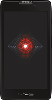 Motorola - DROID RAZR HD 4G with 16GB Cell Phone - Black (Verizon Wireless)