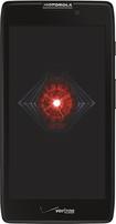 Motorola - DROID RAZR MAXX HD 4G Cell Phone - Black (Verizon Wireless)