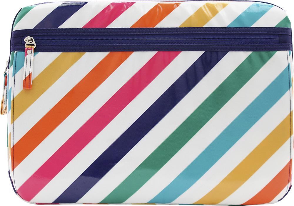 Studio C - Tutti Laptop Sleeve - Navy/Yellow/Orange/Pink/Green