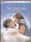 The Notebook (DVD) (Full Screen/Enhanced Widescreen for 16x9 TV) (Eng) 2004