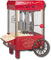 Nostalgia Electrics - Hot Oil Kettle Countertop Popcorn Maker - Red/Gold