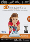 Cypher Entertainment - Interactive 3D Animal Cards (18-Count)