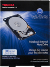 Toshiba - 500GB Internal Serial ATA 2.6 Hard Drive for Laptops