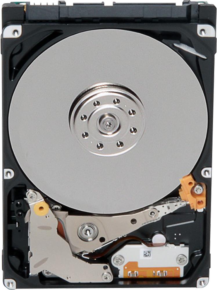 Toshiba - 1TB Internal Serial ATA 2.6 Hard Drive for Laptops - Multi