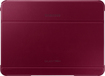 Samsung - Book Cover for Samsung Galaxy Tab 4 10.1 - Red