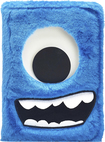 "Studio C - Wild Fur You Cyclops Case for Most Tablets Up to 10"" - Blue"