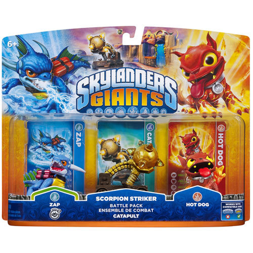 SKYLANDERS GIANTS BATTLE PACK 2 6925311 6925311