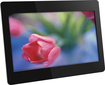 "Aluratek - 14"" LCD Digital Photo Frame - Black"