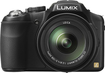Panasonic - LUMIX FZ200 12.1-Megapixel Digital Camera - Black