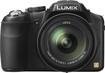 Panasonic - LUMIX FZ200 12.1-Megapixel Digital Camera - Black