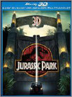 Jurassic Park: With Movie Money (blu-ray 3d) (3 Disc) (ultraviolet Digital Copy) 6930123