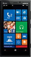Nokia - Lumia 920 4G Cell Phone - Black (AT&T)