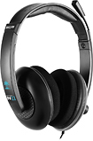 Turtle Beach - Ear Force N11 Nintendo Gaming Headset + Stereo Sound for Wii U and 3DS - Black