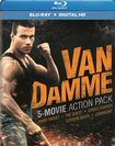 Van Damme 5-movie Action Pack [5 Discs] [includes Digital Copy] [ultraviolet] [blu-ray] 6931026
