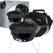 Chef Buddy - Portable Grill and Cooler Combo Set - Black