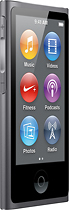 Apple® - iPod nano® 16GB MP3 Player (7th Generation - Latest Model) - Space Gray
