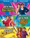 Austin Powers: International Man Of Mystery/the Spy Who Shagged Me/goldmember [3 Discs] (blu-ray) 6934203