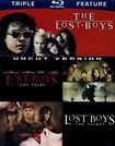 The Lost Boys/lost Boys: The Tribe [uncut]/lost Boys: The Thirst [3 Discs] [blu-ray] 6934285
