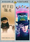Where The Wild Things Are/charlie And The Chocolate Factory [2 Discs] (dvd) 6934355