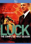 Luck: The Complete First Season [4 Discs] [blu-ray] 6934415